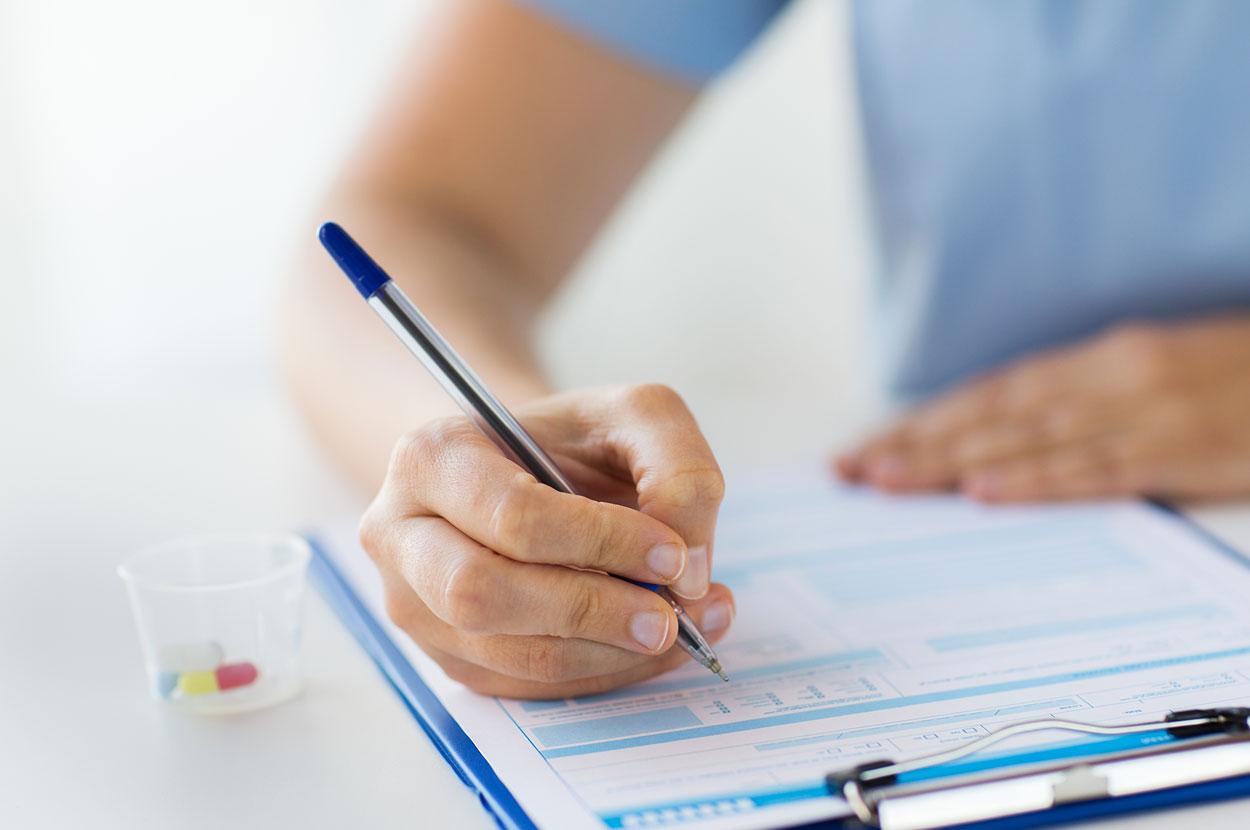 PET-Sprachen B2 Deutsch für Pflegekräfte Prüfung