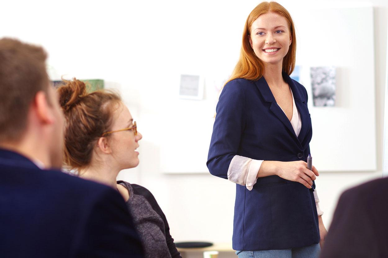 PET-Sprachen Englisch für Führungskräfte