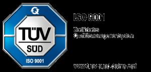 TÜV SÜD, ISO 9001