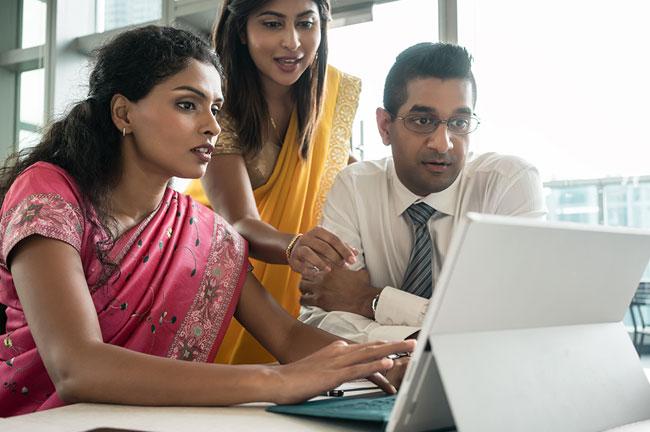 Interkulturelles Training Indien bei PET, Online-Kurse für interkulturelle Kompetenz, interkulturelles Seminar online